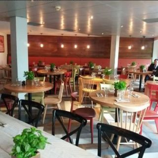 Bardolino Italian by Marco Pierre White Restaurant Furniture by DeFrae Contract Furniture