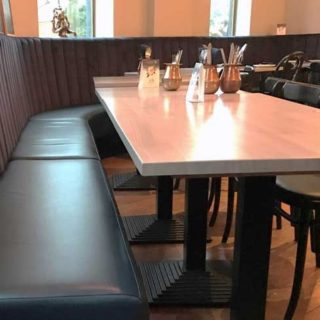 Tandoor At The Chambers restaurant furniture by DeFrae Contract Furniture