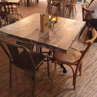 Jamboree Burger Restaurant Furniture by DeFrae Contract Furniture