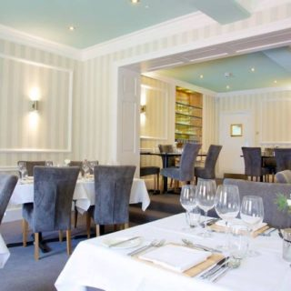 Restaurant furniture at Inn at Brough by DeFrae Contract Furniture