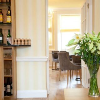 Restaurant and Bar furniture at Inn at Brough by DeFrae Contract Furniture