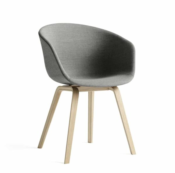About AAC Armchair at DeFrae Contract Furniture Upholstered Seat Beech Wood frame 2