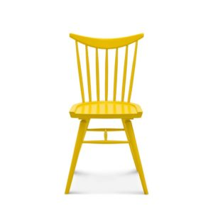 The Alice side chair is classic wooden spindle back chair is held in stock and can be stained to any RAL colour or any wood stain finish.