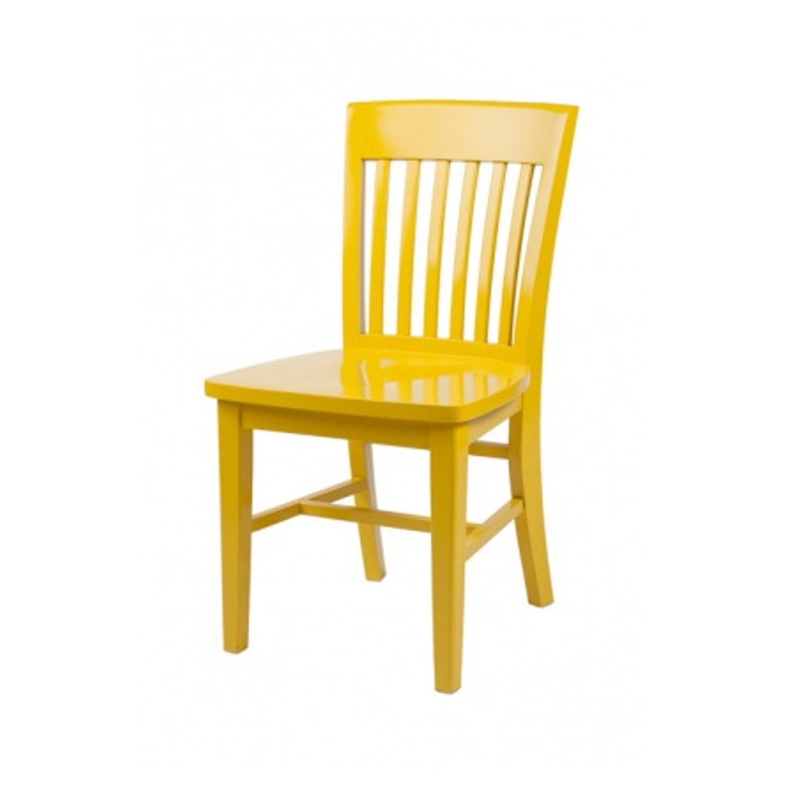 The Alpha wooden side chair is a classic style perfect for any cafe, coffee shop or restaurant. It can be stained to any wood or RAL colour finish.