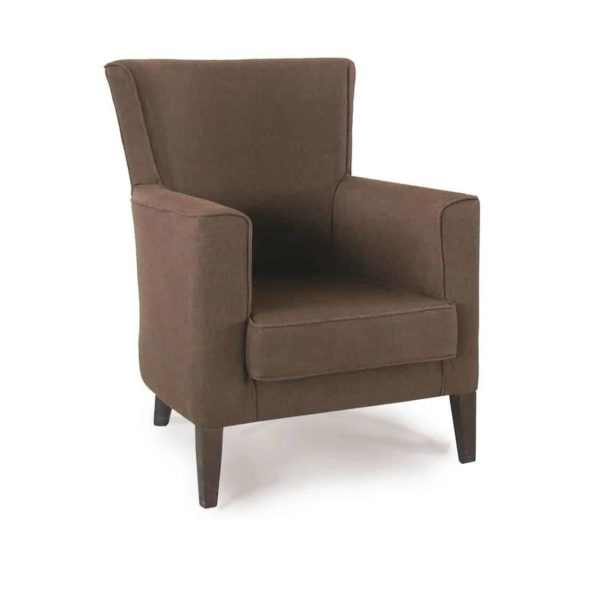 The Anya armchair is an elegant and stylish armchair ideal for any lounge area.