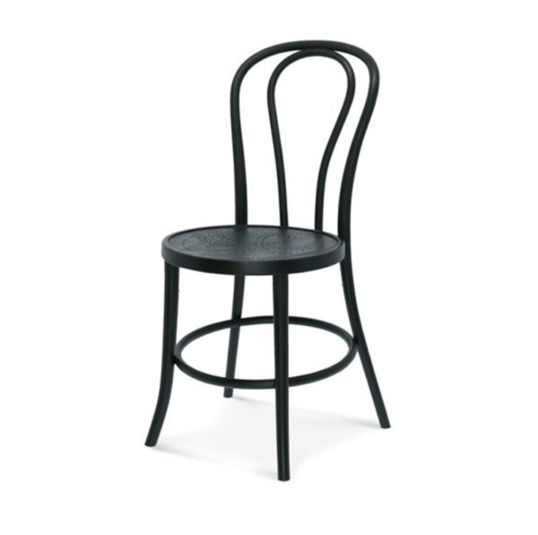 Archie Bentwood Side Chair From DeFrae Contract Furniture
