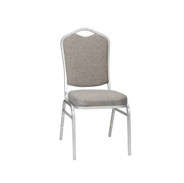 Ark Banqueting Chairs Charcoal Grey
