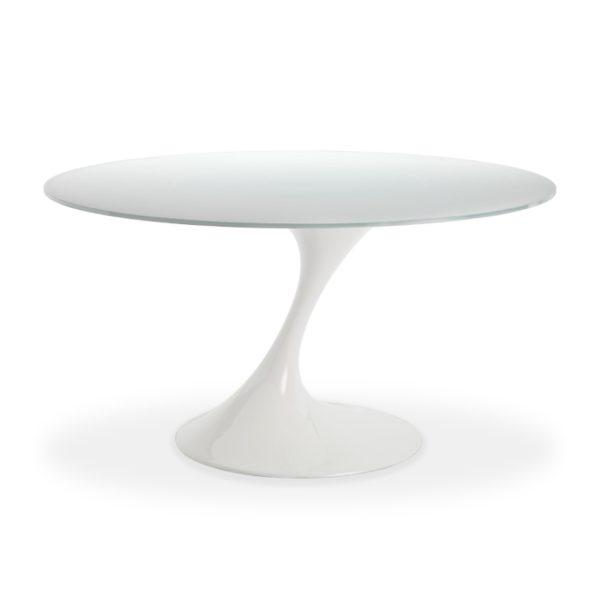 Atlas Table DeFrae Contract Furniture atatlas Casprini White