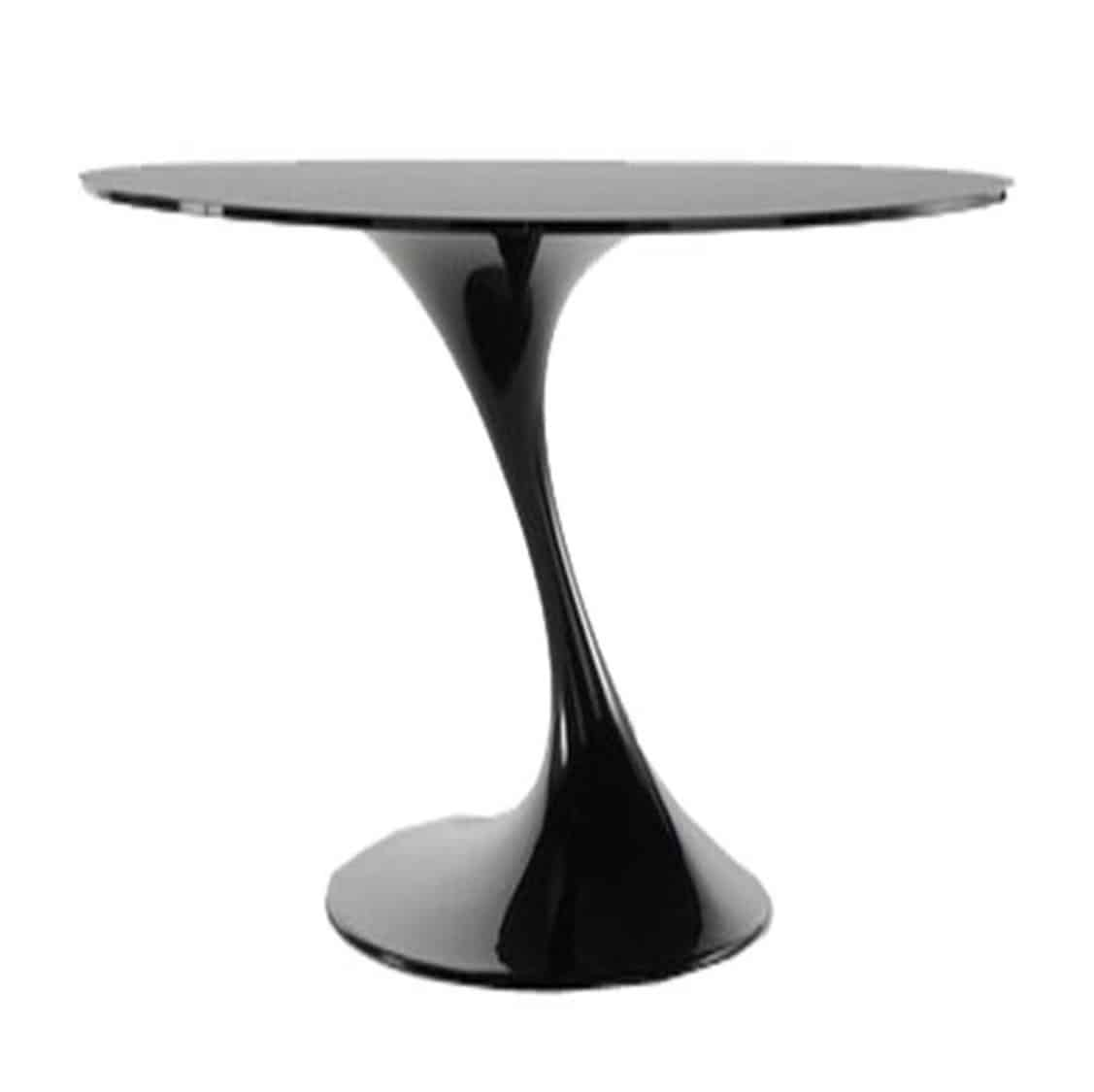 Atlas Table DeFrae Contract Furniture atatlas Casprini Black