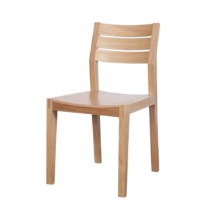 Bailey Wood Side Chair A-1405 DeFrae Contract Furniture