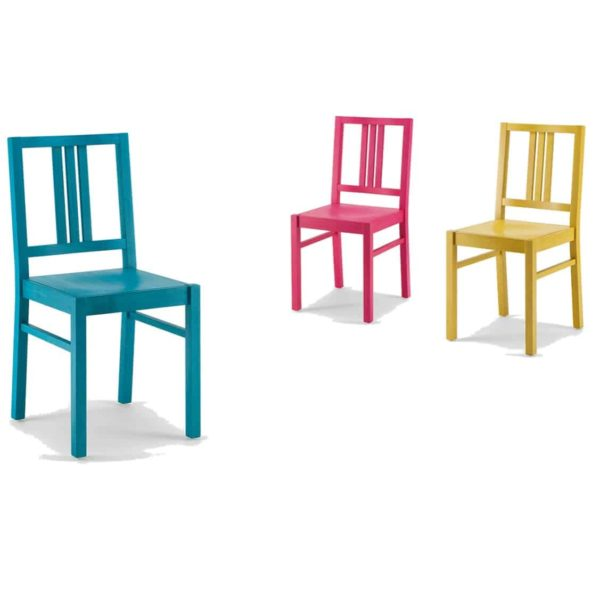 Barney Side Chair Colours FSC DeFrae Contract Furniture Xedra X-Ilaria 2