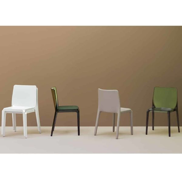 Blitz outside chair Pedrali DeFrae Contract Furniture Range