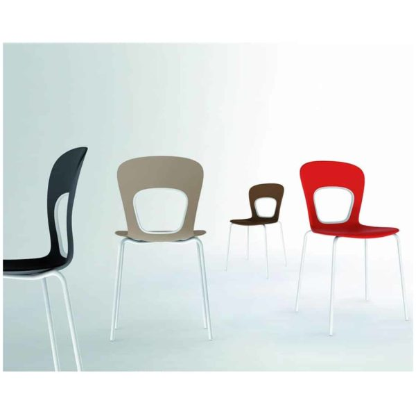 Blog Side Chair Gaber at DeFrae Contract Furniture Colours