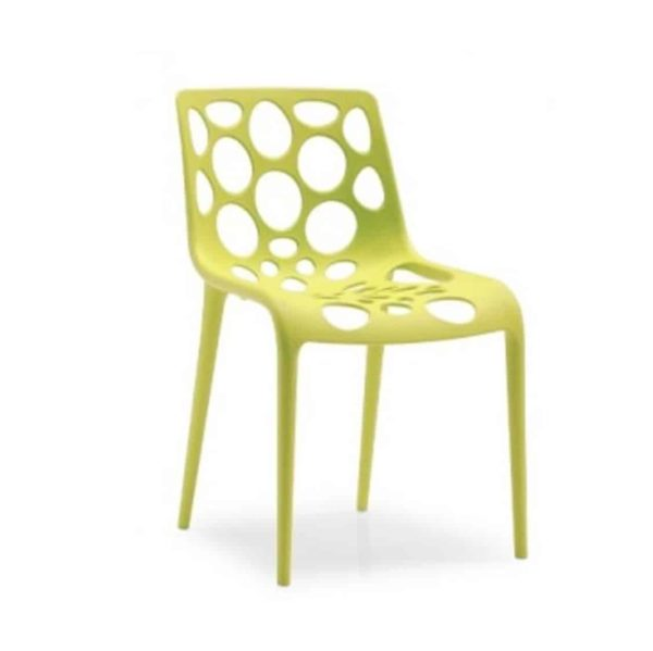 Brave side chair available from DeFrae Contract Furniture