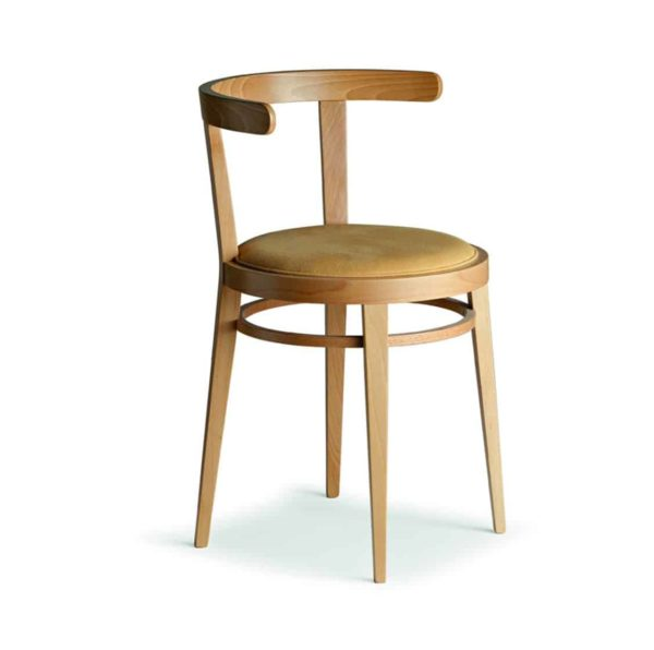 Brio Side Chair DeFrae Contract Furniture