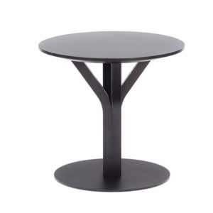 Bud Table Bloom Ton DeFrae Contract Furniture Black