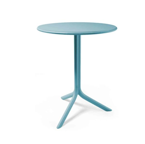 Candy Table Nardi Spritz DeFrae Contract Furniture Blue