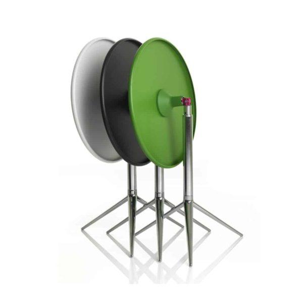 Ciak folding table base DeFrae Contract Furniture Alma Design Range