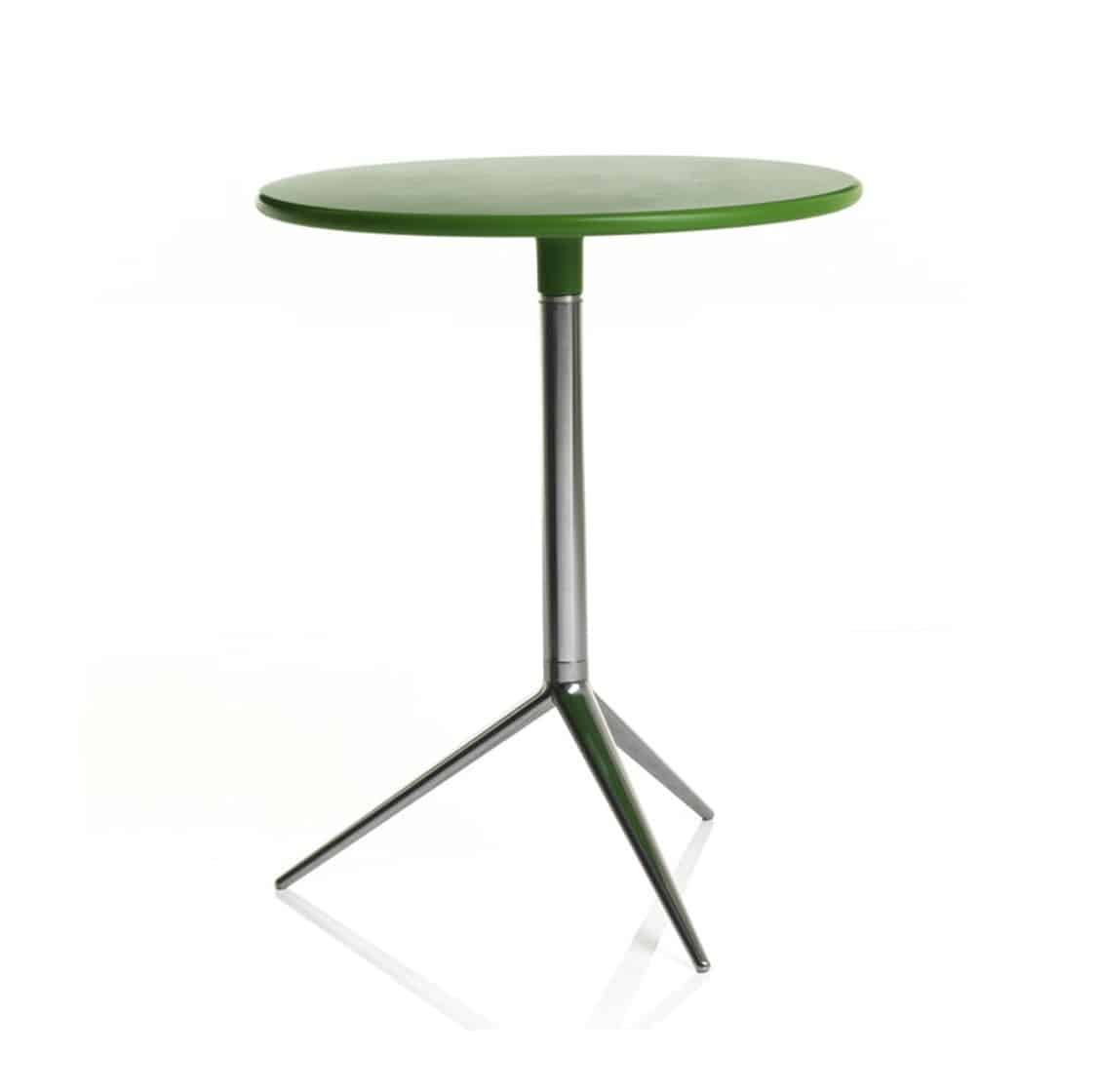 Ciak folding table base DeFrae Contract Furniture Alma Design