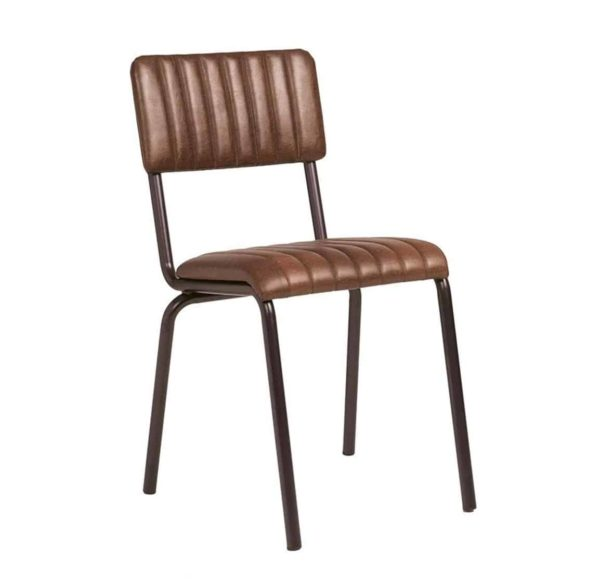 Home Chair Core Vintage Brown