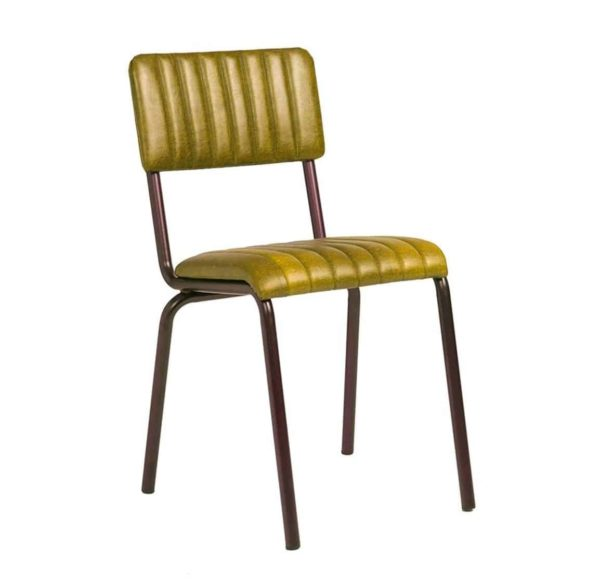 Home Chair Core Vintage Gold