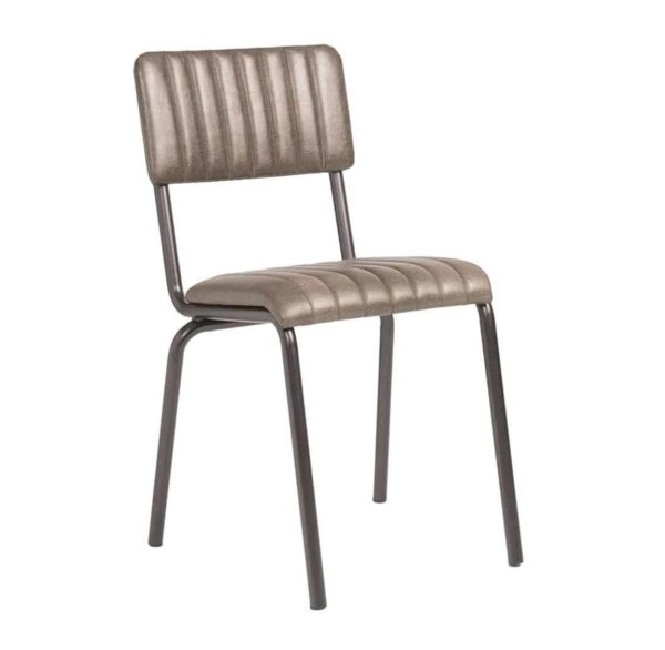 Home Chair Core Vintage Silver