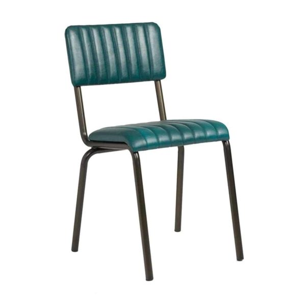 Home Chair Core Vintage Teal