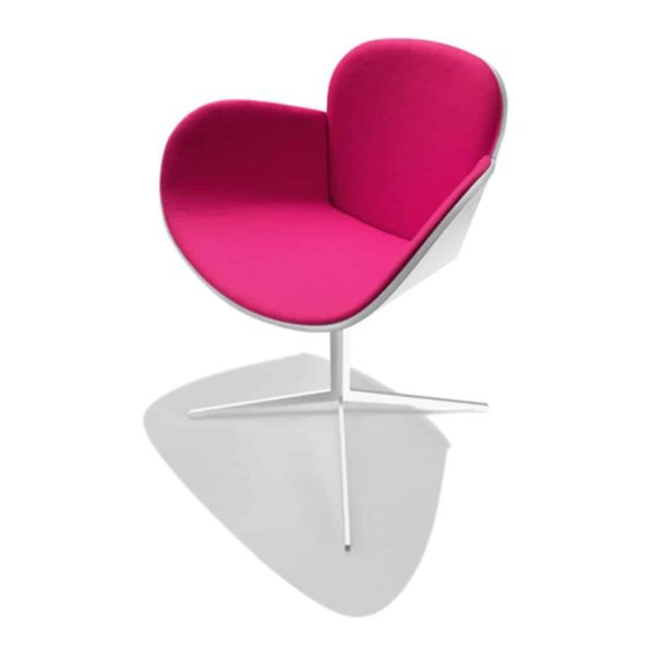 Coccola Armchair at DeFrae Contract Furniture