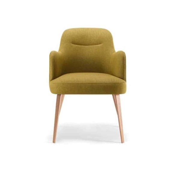 Da Vinci Armchair 02 105 DeFrae Contract Furniture