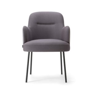 Da Vinci Armchair 02 113 DeFrae Contract Furniture