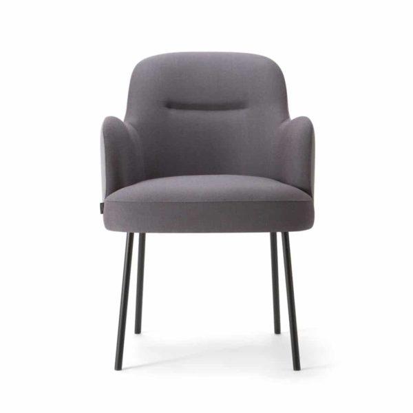 Da Vinci Armchair 02 113 DeFrae Contract Furniture