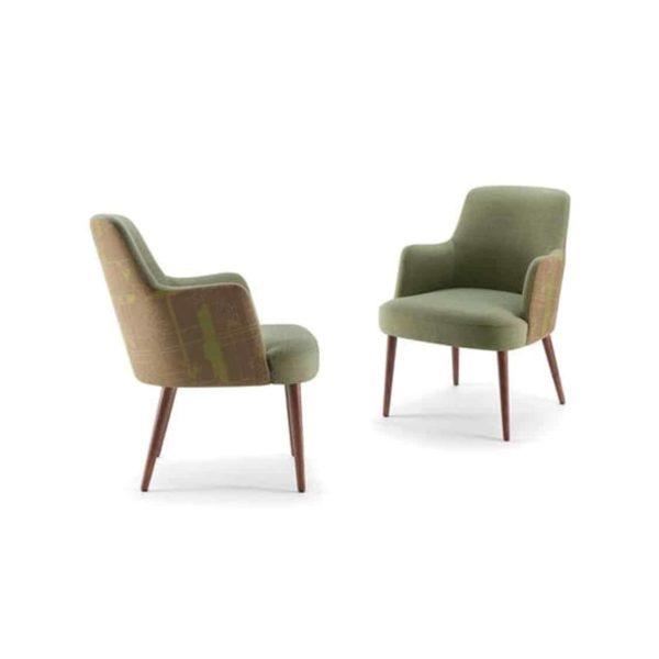 Da Vinci Armchair 03 100 DeFrae Contract Furniture