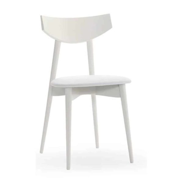 Day Chair Dayana DeFrae Contract Furniture White