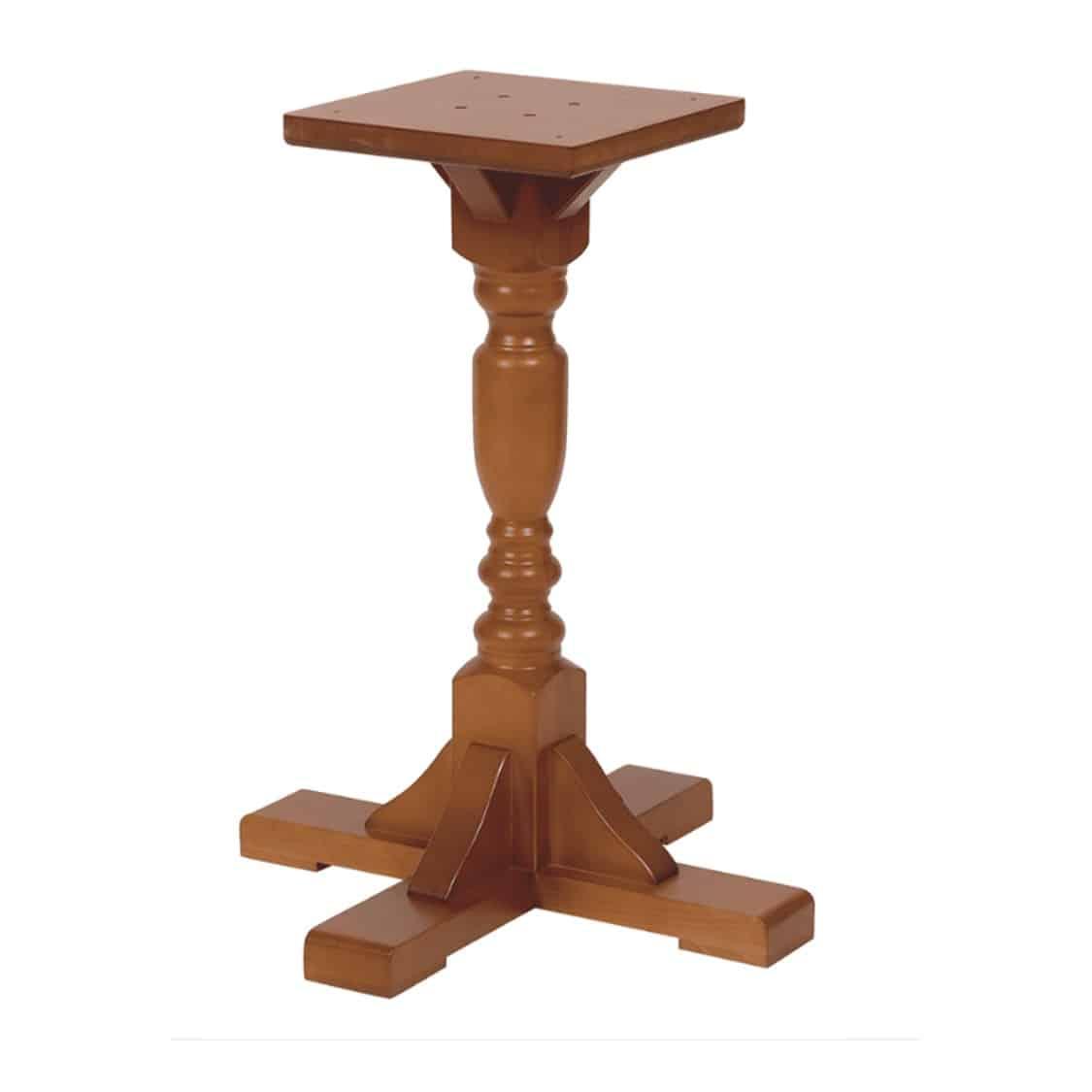 Denver Table Base Harley Wooden table base