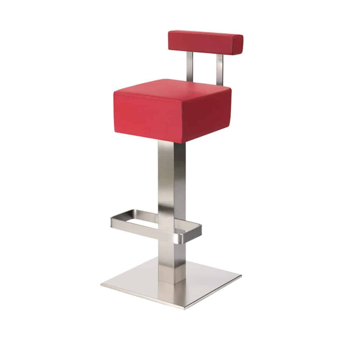 Dice Bar Stool HX 4447 Pedrali at DeFrae Contract Furniture