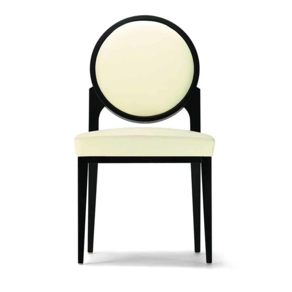 Dolce Vita side chair dining chair DeFrae Contrcat Furniture