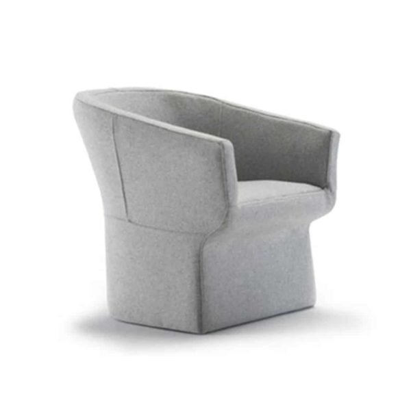 Fedele Armchair by Viccarbe at DeFrae Contract Furniture