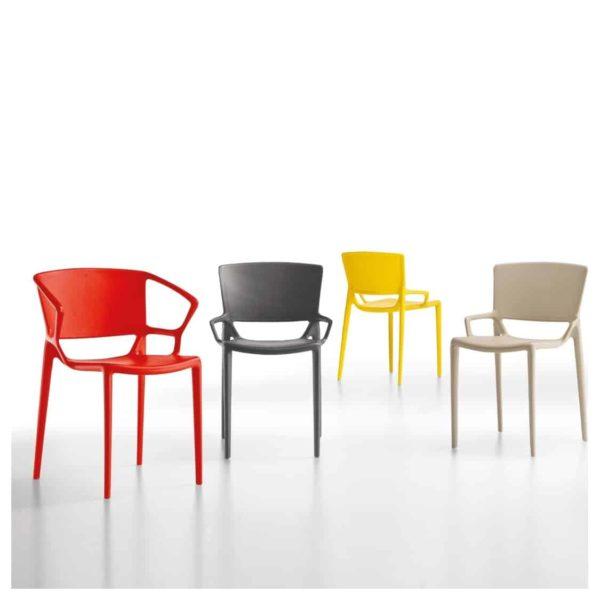 Flori Armchair Outdoor Fiorellina Infiniti Design DeFrae Colours