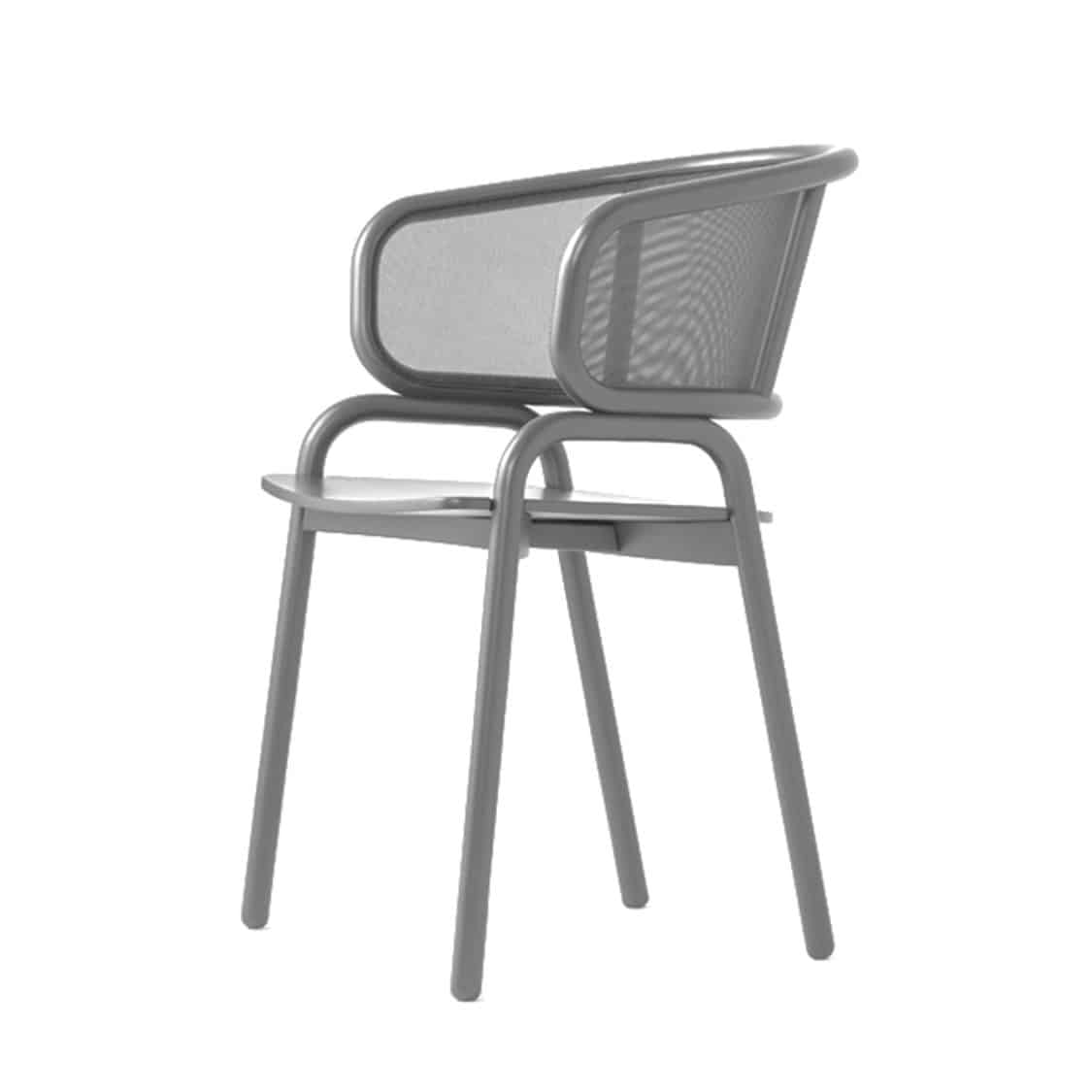 Frantz side chair DeFrae Contract Furniture