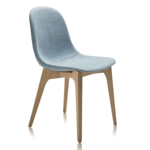 Gotham WS Side Chair DeFrae Contract Furniture