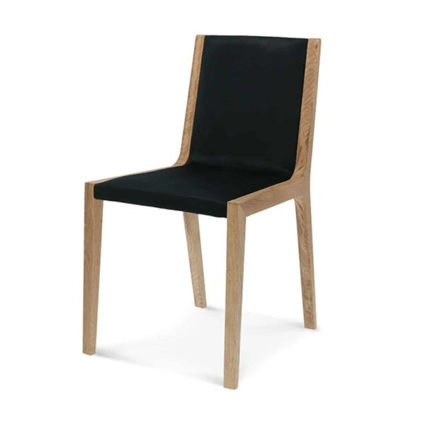 Half and Half Side Chair Teba A 1606 Fameg DeFrae Contract Furniture
