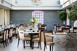 Wickwoods golf and country club restaurant furniture by DeFrae Contract Furniture