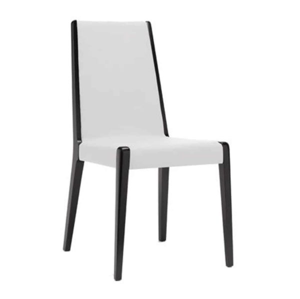 Jack Side Chair Dining Restaurant Chair High Back DeFrae Contract Furniture