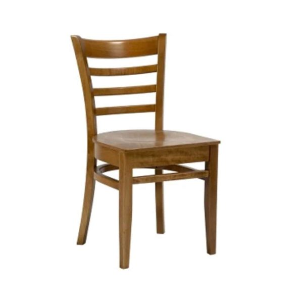 Jean Side Chair Classic Wooden Chair From DeFrae Contract Furniture