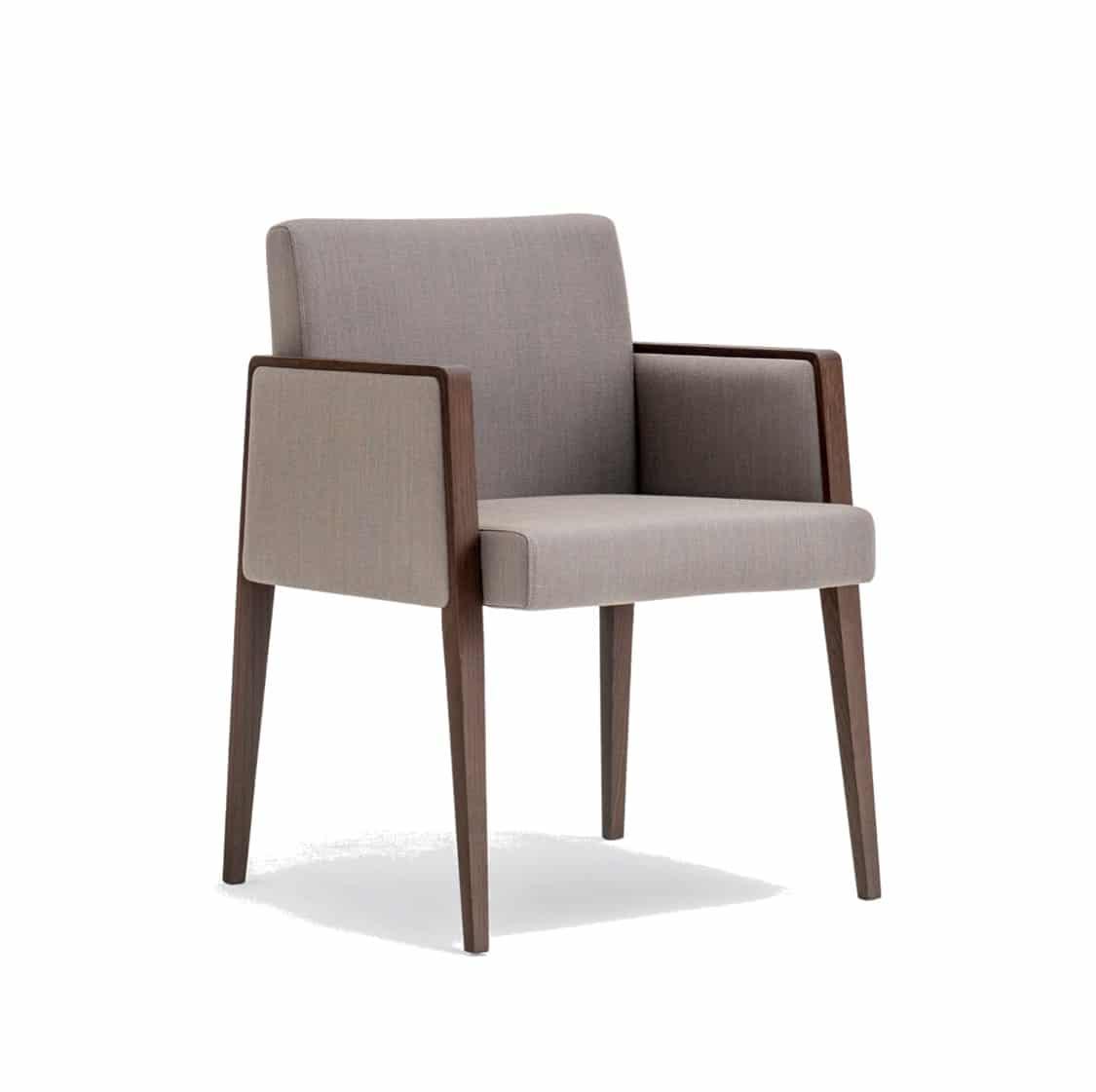 Jill Armchair Pedrali at DeFrae Contract Furniture Hero Image