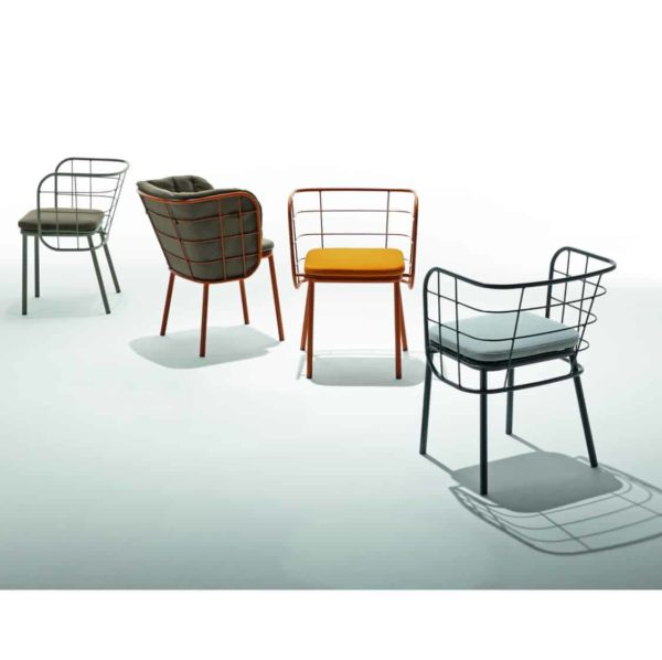 JuJube Armchair Range DeFrae Contract Furniture