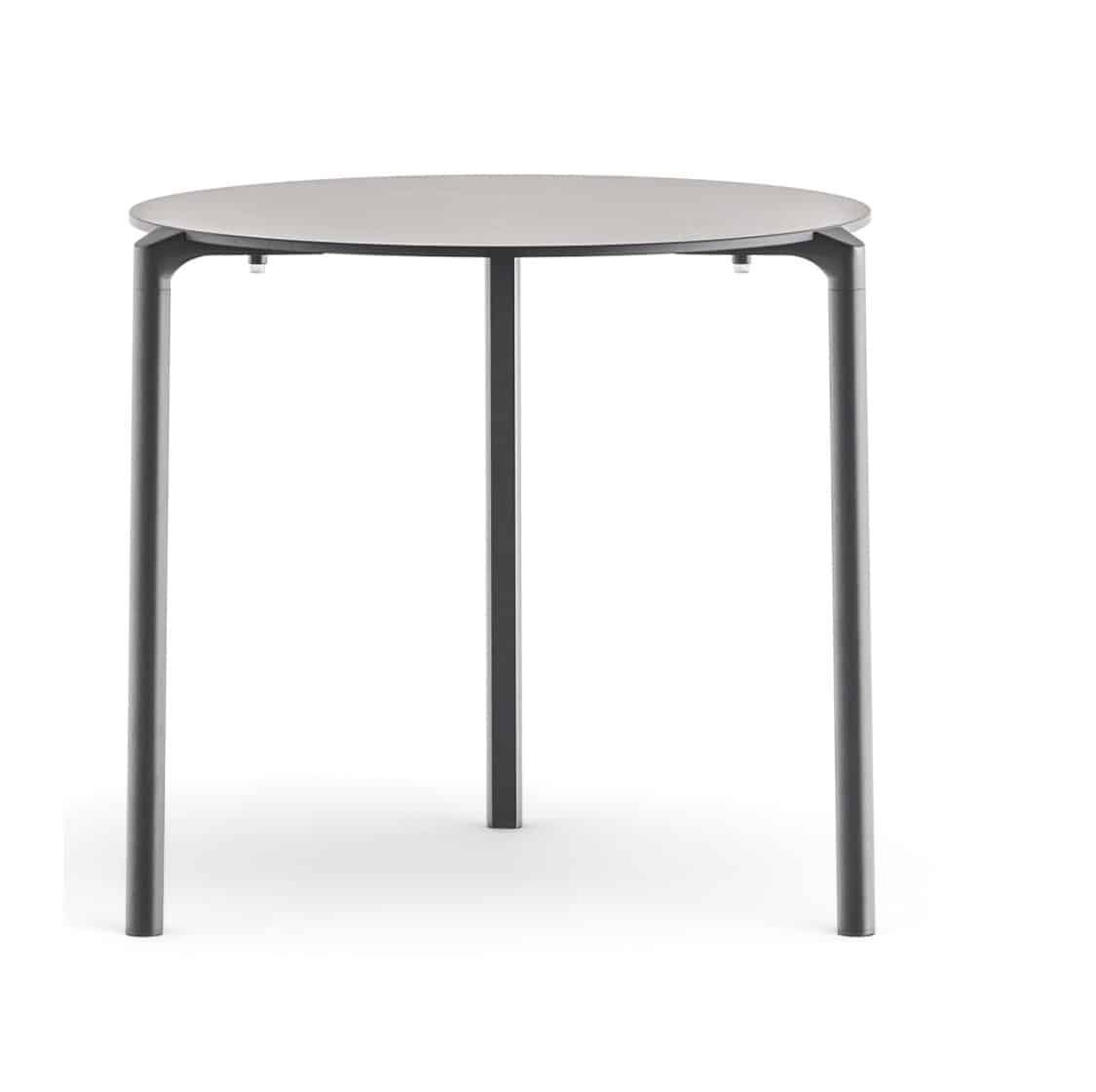 Jump Table TJ3 Pedrali at DeFrae Stackable Outdoor Complete Table
