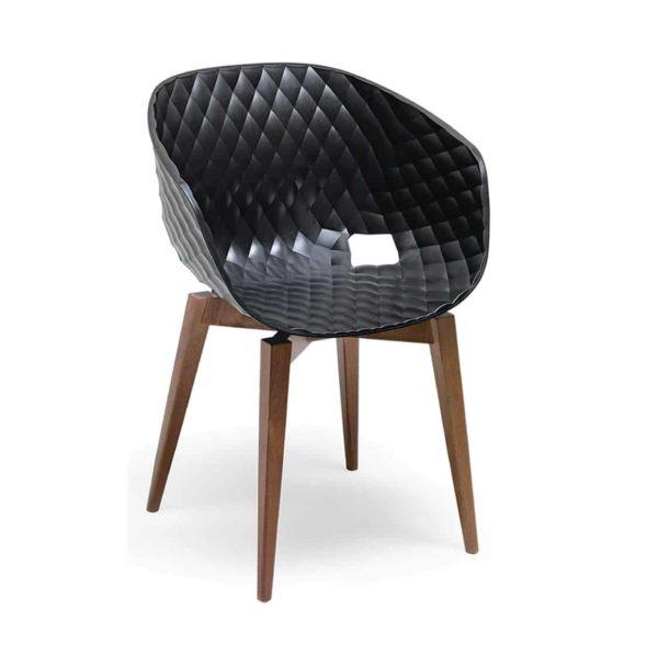 Kai Armchair uni-ka 604m DeFrae Contract Furniture In Situ