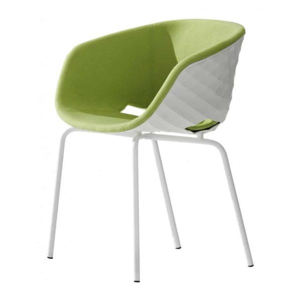 Kai Armchair uni-ka 604m DeFrae Contract Furniture