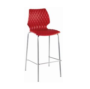 Kai Bar Stool Uni 378 Et Al Metal Frame DeFrae Contract Furniture